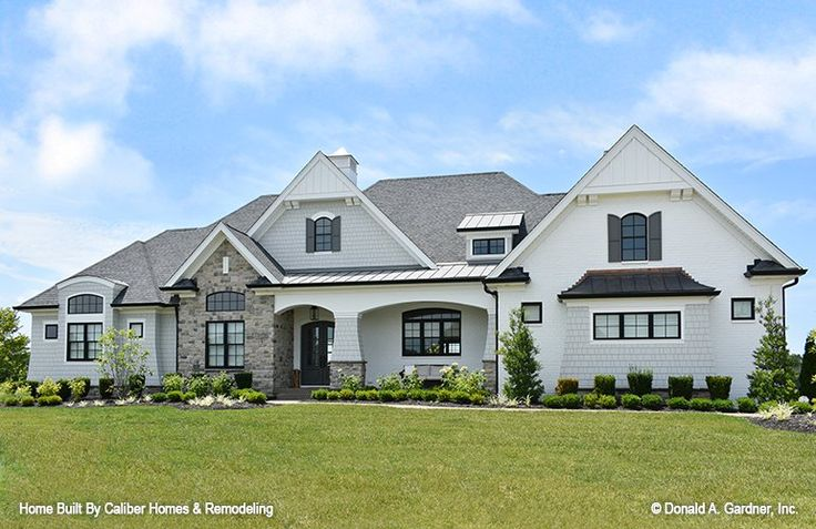 Most Popular House Plans Of 2018 Ranch House Plans
