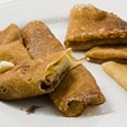 Chef Lou Jones, Culinary Institute of America. Sweet Crepes