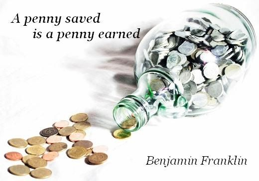 #Money #Saving Quotes for Students to Live By