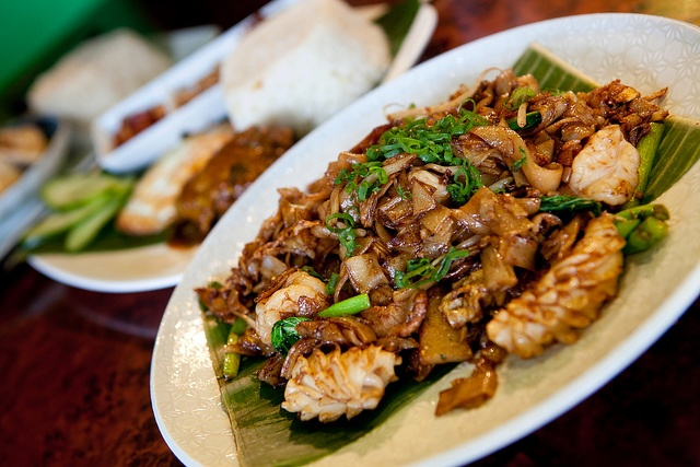 Banana Leaf - Malaysia Chinese Cuisine in Glasgow