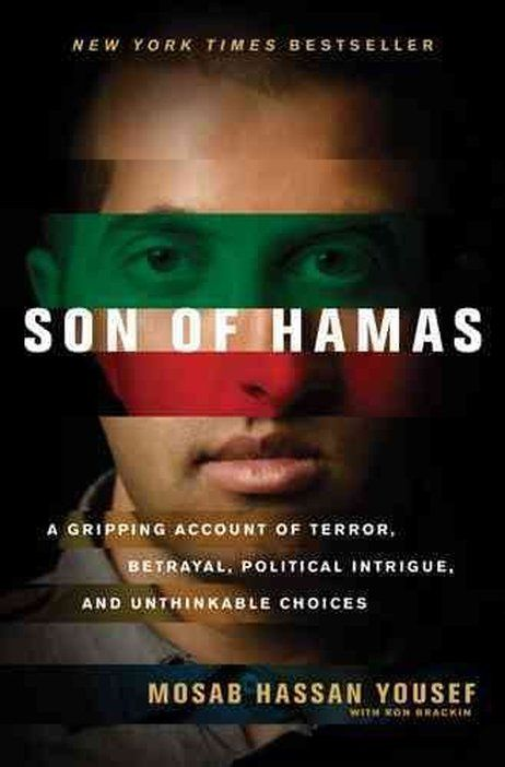 Son of Hamas.... Probably my favorite book! ~Tab