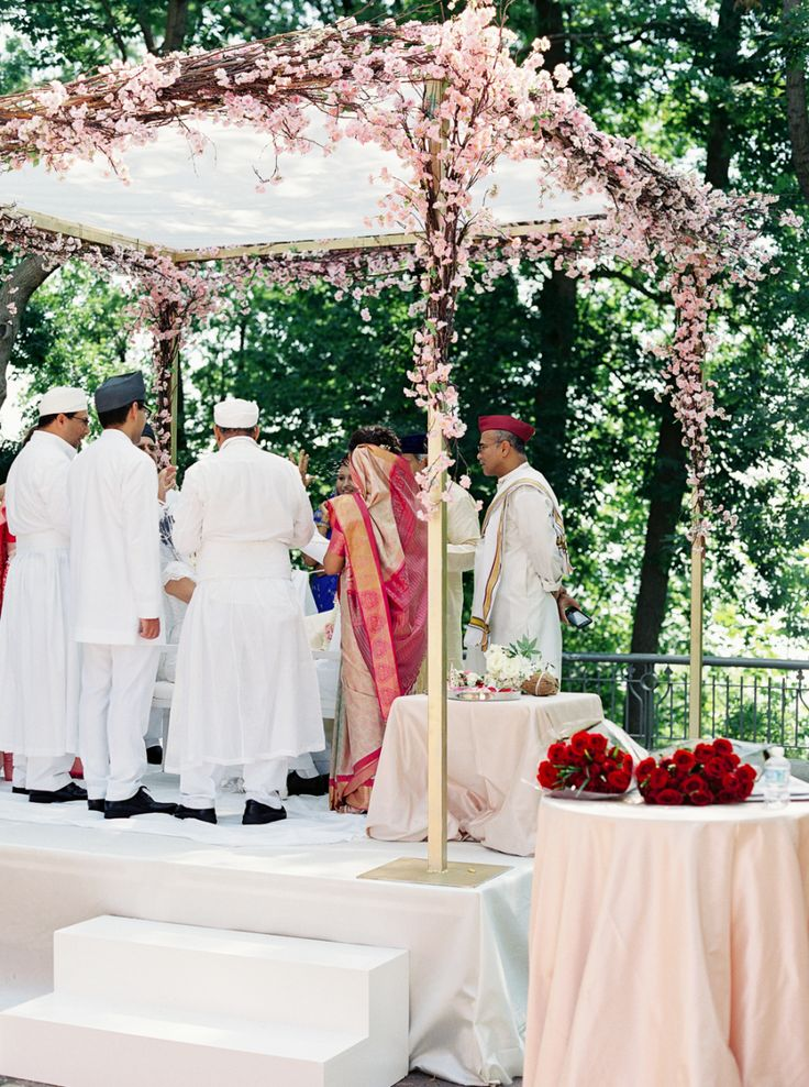 Modern + Chic Multicultural Indian Wedding