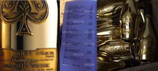 EPIRUS TV NEWS: Σαμπάνια 120.000 ευρώ σερβίρει το Nammos στη Μύκον...