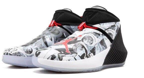 Nike Air Jordan Why Not Zero 1 Mirror Image Men S Sz 9 Westbrook