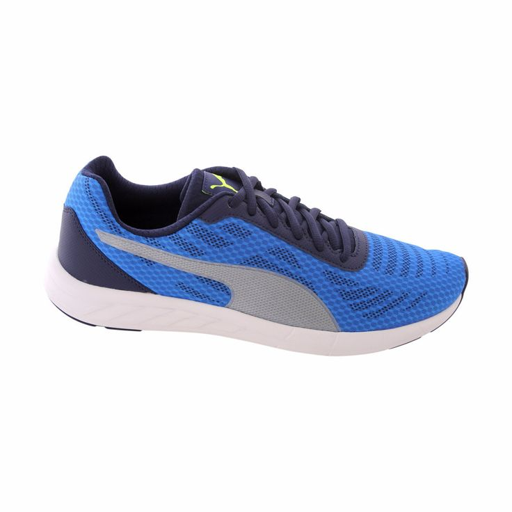 Puma - Men's Meteor Cushioned Running Shoes