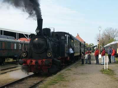 Museumbahn Schönberger Strand