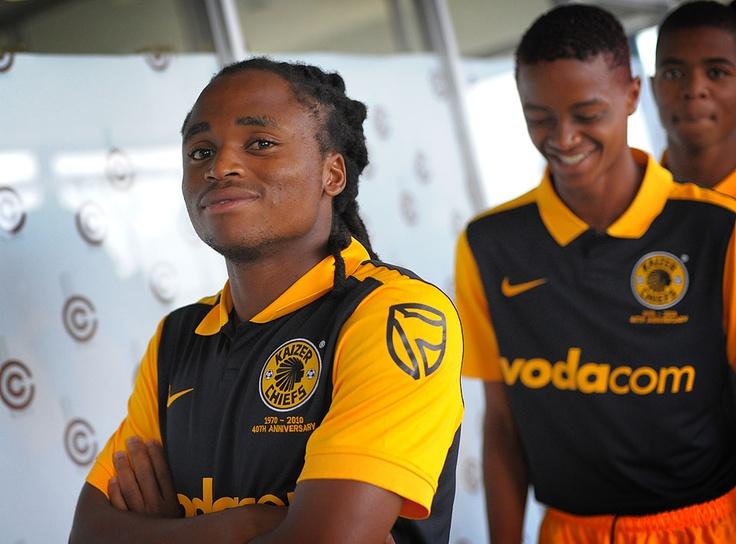 Kaizer Chiefs Midfielder Siphiwe Tshabalala