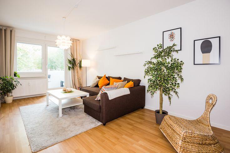 Ansprechender Wohnraum für Leipzig-Grünau | Grand City Property – GCP – Wohnungssuche Mietwohnung Wohnung mieten Immobilien