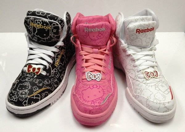 Zapatillas Hello Kitty Reebok