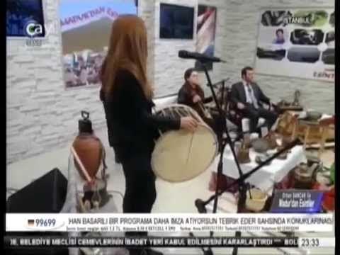 Madurdan Esintiler - Athina Kiriakidou - Kristina kiriakidou  - Adem Ekiz - Orhan Sancak - 2 - YouTube
