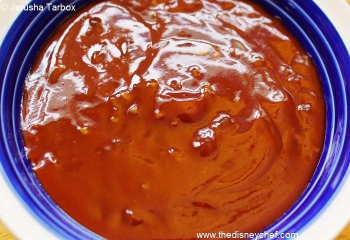 Walt Disney World Coca Cola Barbecue Sauce Recipe - Here it is! That famous soda-meets-BBQ recipe from Boma. Sweet and tangy and absolutely perfect!