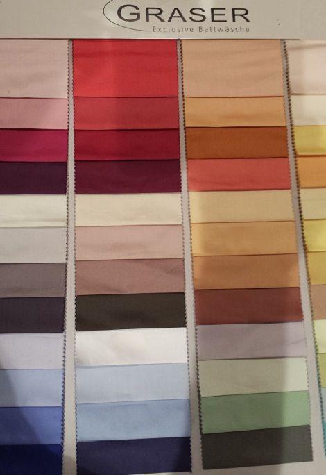 Graser overtrek uni satijn Egyptisch katoen,exclusief bedmode. Kies je kleur :rose,rood,groen,zwart,wit,geel,paars,blauw,aqua,groen,pink,oker,zalm.....