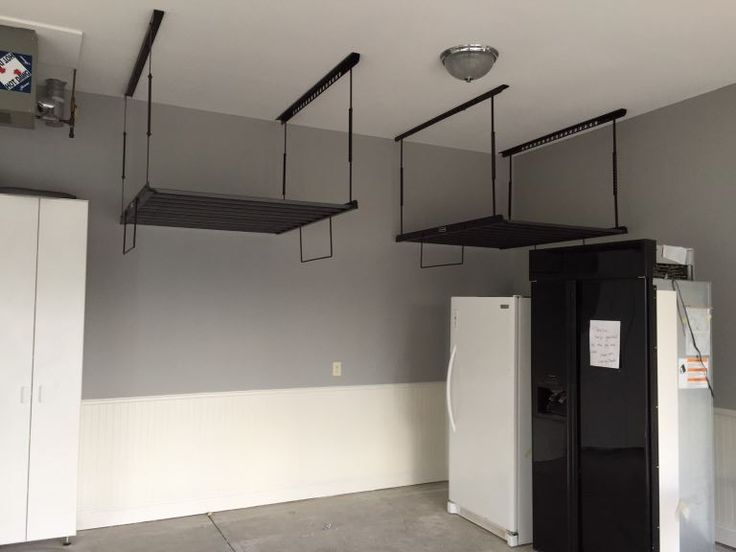 Custom Garage Organization By Closets For Life  Need More Garage Storage  Space? Consider Ceiling