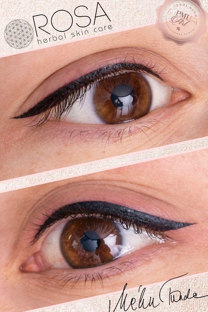 Eyes | PMU Art School | Gardening in 2019 | Eyes, Classic eyeliner