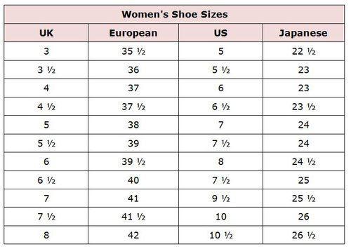 25+ Best Ideas about Shoe Size Conversion on Pinterest | Shoe size ...