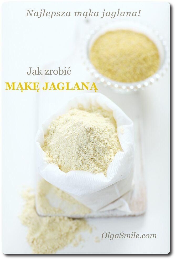 Jak zrobić mąkę jaglaną Jak zrobić mąkę jaglaną? W mailach i komentarzach pytacie mnie jak zrobić mąkę jaglaną. Czy wystarczy tylko zmielić ziarna? Co zrobić, żeby mąka jaglana nie była gorzka? Problem smaku mąki z kaszy jaglanej