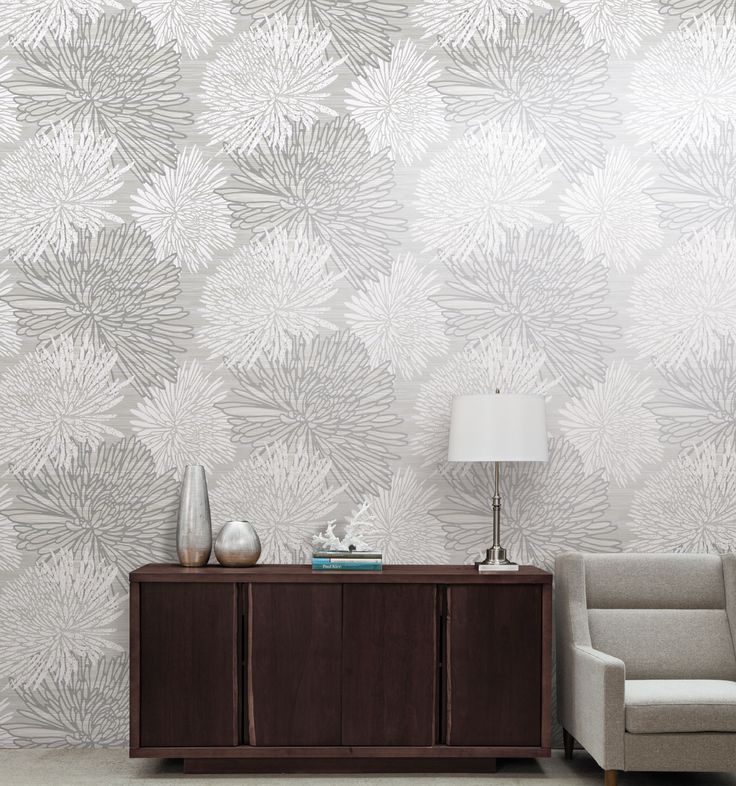 Choose from this exciting wallpaper and more on www.designbycolor.net  #Wallpaper, it's what your walls are calling for!