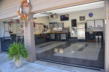 pinracedeck garage flooring on home garages diy in
