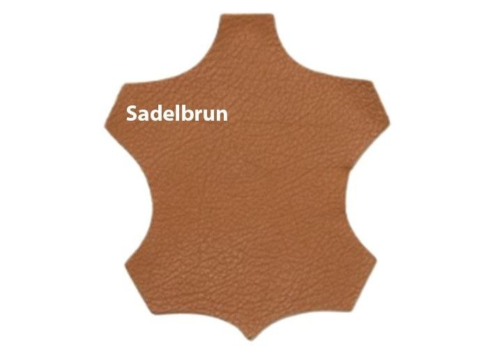 Stolsdyna i läder till Sjuan stol. Arne Jacobsen