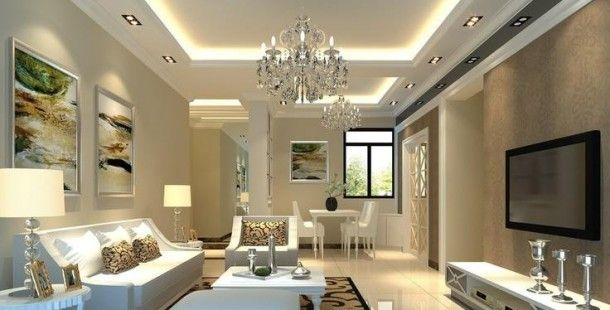 Klasik ve Modern Salon Dekorasyon Örnekleri
