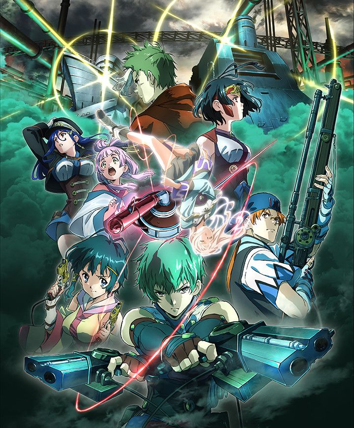 Kabaneri Of The Iron Fortress Mobile Game Anime Reccomendations Iron Fortress Anime