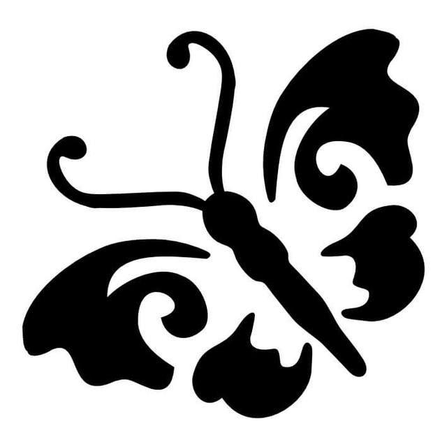 Reusable Stencils Butterflies Butterfly Glitter Tattoo Stencils Glitter Tattoo Tattoo Stencils