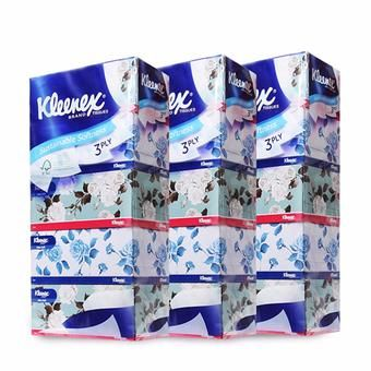 Buy Kleenex Facial Tissue Floral 5x100pcsx3packs online at Lazada. Discount prices and promotional sale on all. Free Shipping.