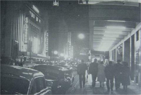 When Commissioner Street was the centre of night life in Jo'burg - fifties, sixties...