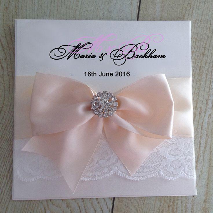 30 best Luxury wedding invitations images on Pinterest | Luxury ...