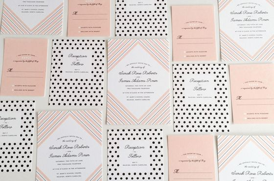 Coco | Wedding Invitations | Hello Tenfold