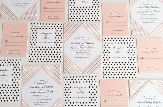 Coco | Wedding Invitations | Hello Tenfold