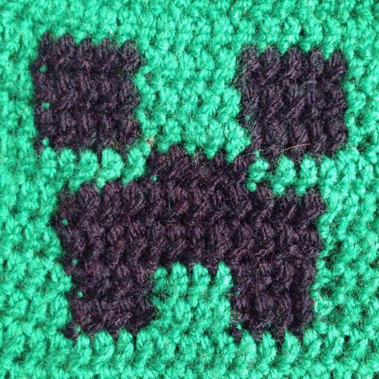 Mejores 24 imágenes de crochet minecraft en Pinterest | Ganchillo ...