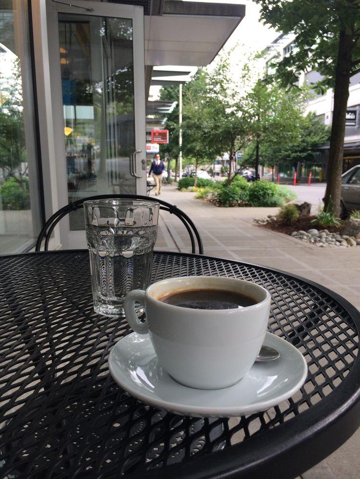 Morning coffee americano Coffee and cigarettes, Coffee