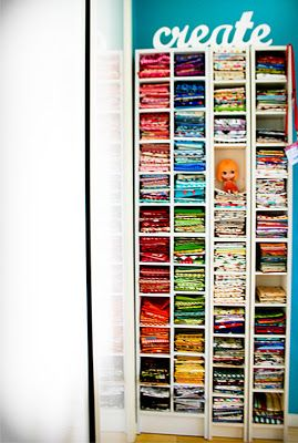 10 ways to Organize Your Sewing Room - Sewing Secrets - A Blog by Coats & Clark