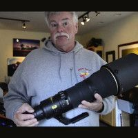 Moose Peterson's Shooting Tips for the Nikon 800mm f/5.6 Super Telephoto Lens