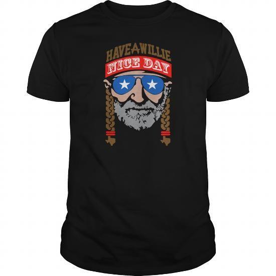 Willie nelson t shirt