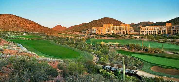JW Marriott Starr Pass Resort & Spa Tucson - I've stayed there twice, each time better than the last.