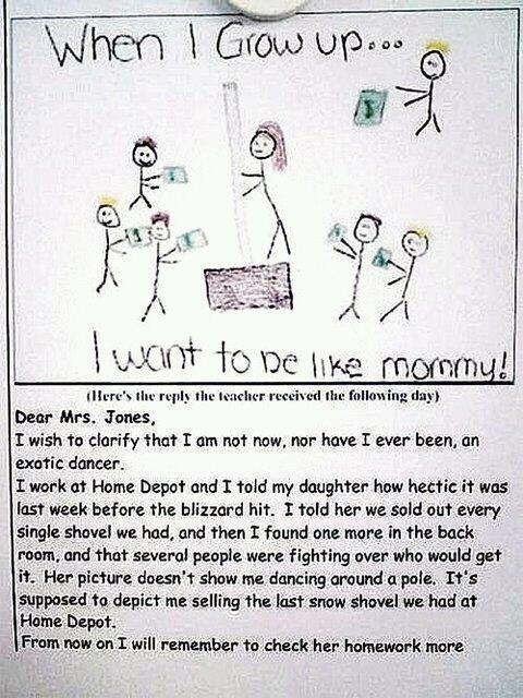 Bahahahaha!: Laughing, Kids Homework, Children, Too Funny, Funny Stuff, Teacher, So Funny, Funnystuff, Funny Kids