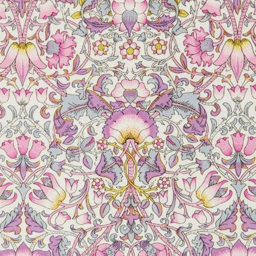 Liberty Lodden Mauve Tana Lawn Fabric