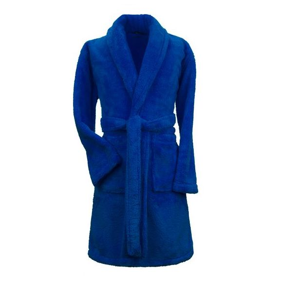Plush Kids Robe - $19.99. We ship within the continental U.S. This soft  plush robe