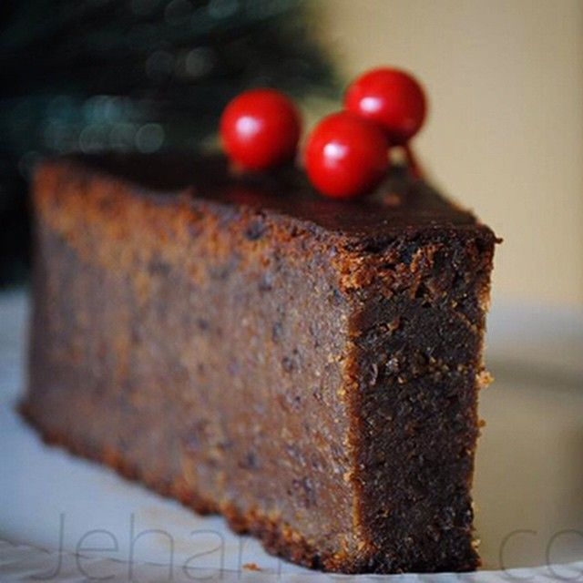 Guyanese Fruit Cake