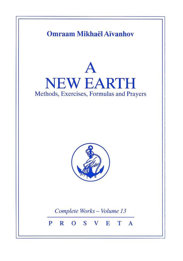 A New Earth      Omraam Mikhaël Aïvanhov