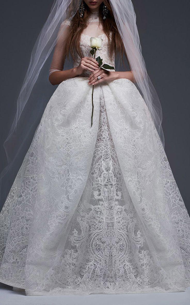 The Juliette Gown by Vera Wang | Moda Operandi
