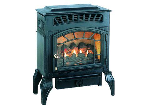 Burley Esteem 4221 Gas stove #BurleyStoves