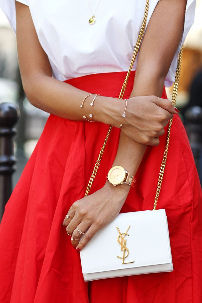 gold accessories and jewelry