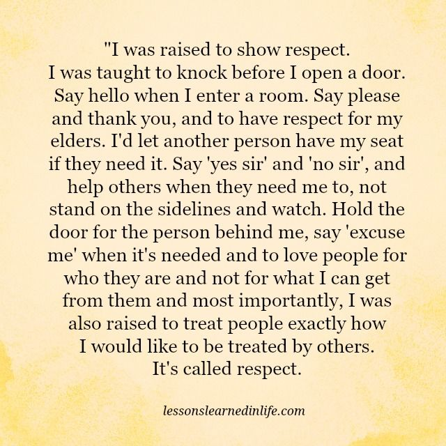 essay on elders respect from children Short essay on respect from the very childhood kids are taught to respect their parents, elders children find it hard to respect certain persons or the.