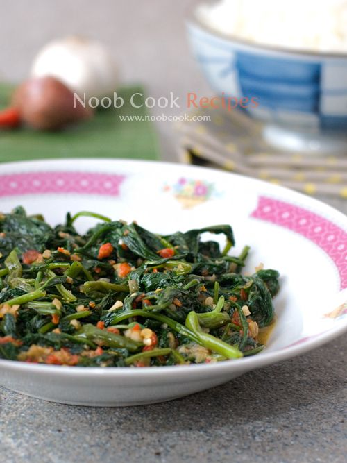 180 best malaysian singaporean delights images on pinterest easy recipe for kangkong kang kung stir fried with sambal chilli a south east asian local delight forumfinder Images