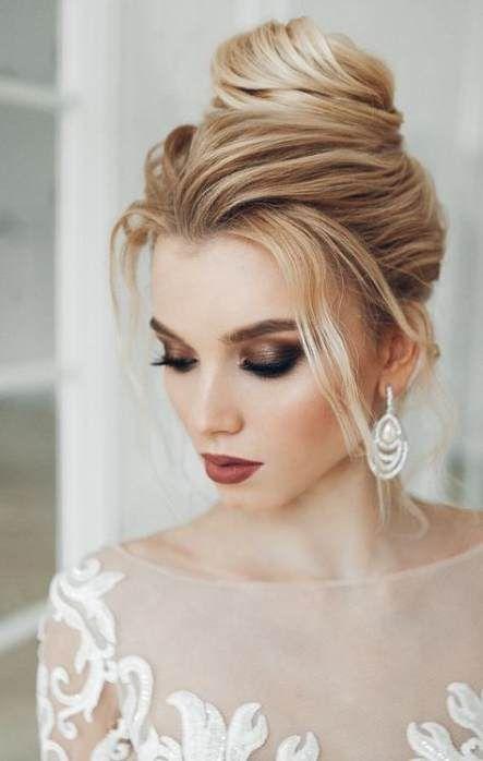 67+ Ideas For Wedding Makeup Blue Eyes Brown Hair Brides – #Blue #brides #brown #Eyes #Hair …