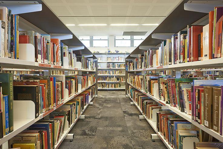 Loreto Kirribilli Senior School Library NSW | Raeco