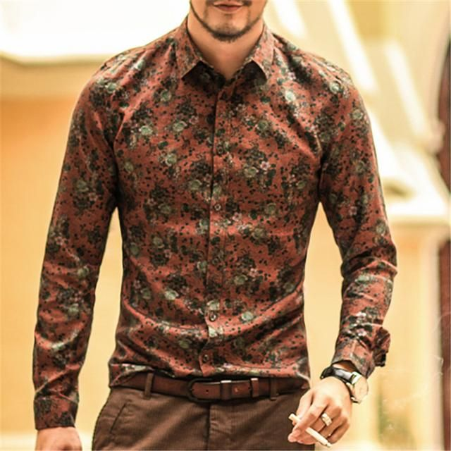 Go ahead and give this a look 🙂 Men shirt Floral printing long sleeve shirts men clothes flowers printed shirts vintage Linen Casual Men Shirt  2016 new Spring http://holjazchic.com/products/men-shirt-floral-printing-long-sleeve-shirts-men-clothes-flowers-printed-shirts-vintage-linen-casual-men-shirt-2016-new-spring?utm_campaign=crowdfire&utm_content=crowdfire&utm_medium=social&utm_source=pinterest